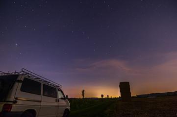 Roadtrip und Sternegucken