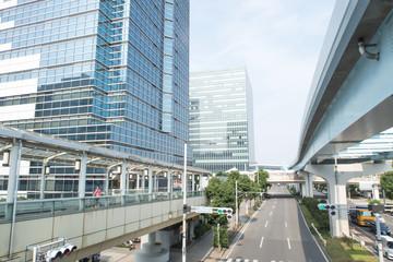 国際展示場正門駅(東京ビックサイト周辺)