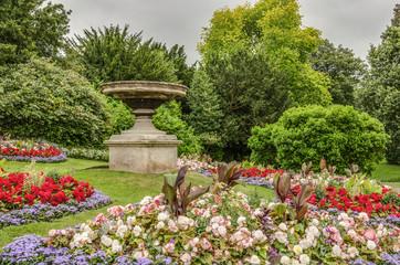 Gardens at Royal Victoria Park, Bath, England