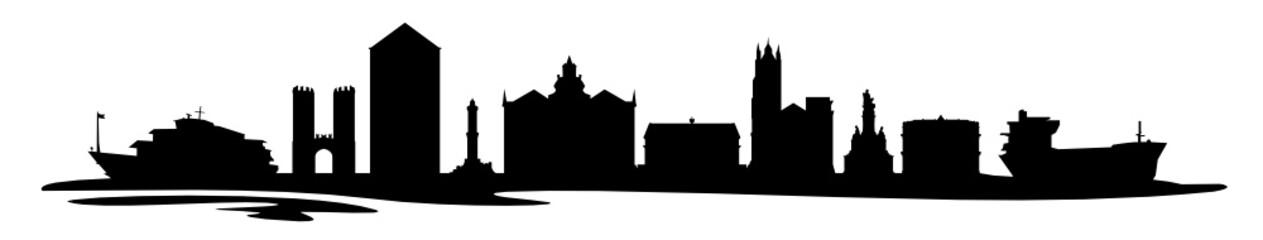 Skyline Genua