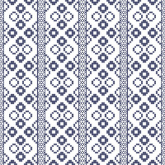 Thai Textile Pattern