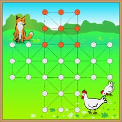 Fuchs Und Henne Spiel