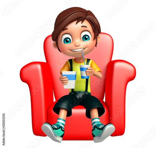 Admirable Kid Boy With Sitting On Chair Stock Photo And Royalty Free Gmtry Best Dining Table And Chair Ideas Images Gmtryco