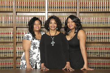 Successful African American Women, woman law office