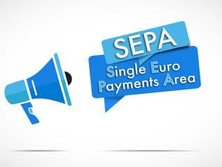 megaphone : SEPA