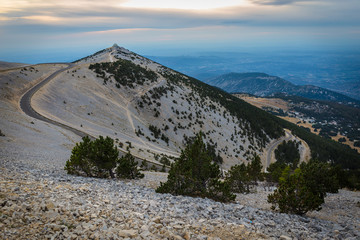 Mont Ventoux Provence France