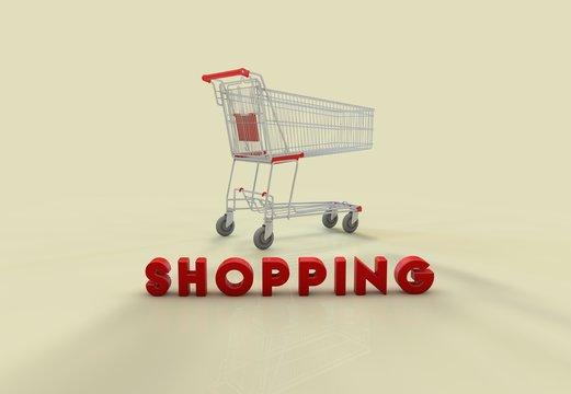 Shopping, Stock Image