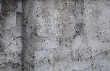 Grey grunge background or texture wall,Texture of old wall  Empty space
