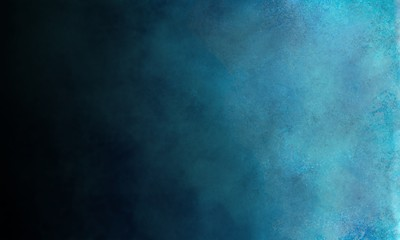 gradient blue textured background with black border shadow