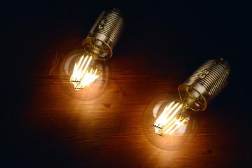 LED filament classic bulbs