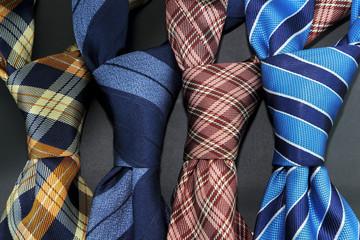 Necktie design color for a business man or woman.