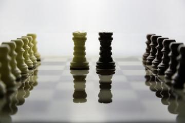 Chess - Alabaster