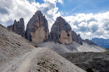 Südtirol - Sextener Dolomiten - rund um die Drei Zinnen