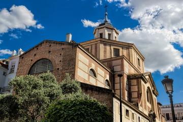 Madrid, Stadtkirche Huertas