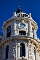 Madrid, Teatro Calderon