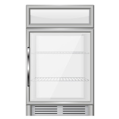 Display refrigerator