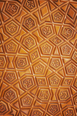Ornate islamic pattern