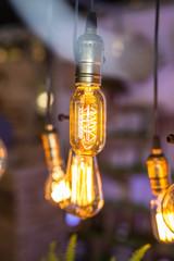 Led filament cob lamp