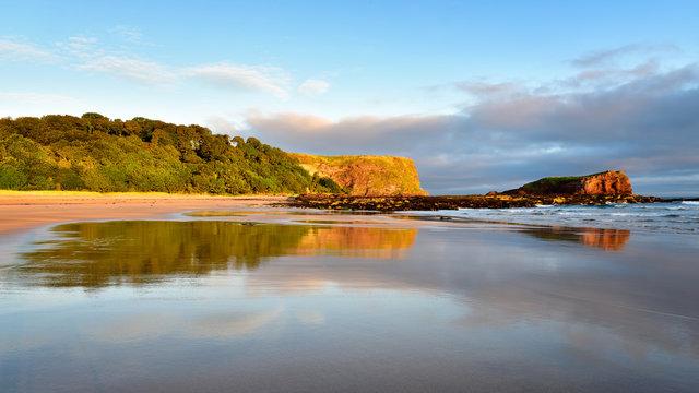 Seacliff Beach, East Lothian, Scotland, UK
