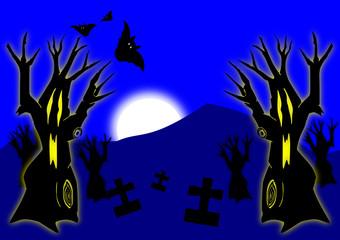 Simple Halloween Background