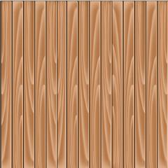 Vector brown background - wooden slat floor, planks, laths, boards wallpaper