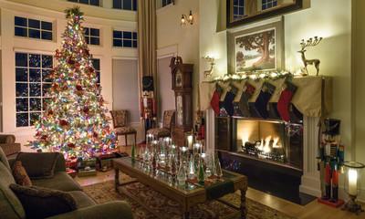 Christmas An Evening in December