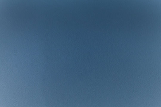 abstract background of soft blue leather treated porous