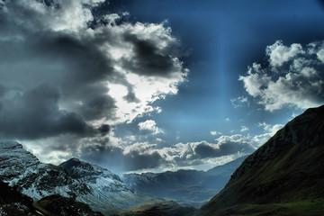 Obraz Switzerland landscape - fototapety do salonu