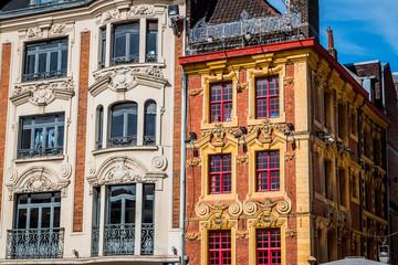 Immeuble du centre du vieux Lille