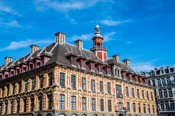 L'ancienne bourse du vieux Lille