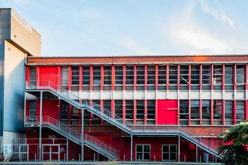 Le Tripostal dans le quartier Euralille, à Lille