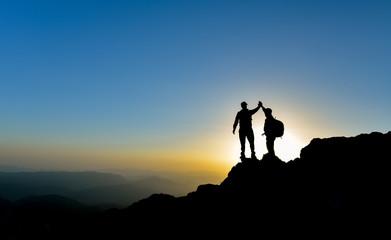 zirve başarısı & başarılı arkadaşlar