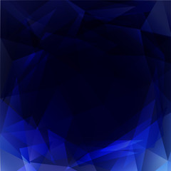 triangle dark blue 01