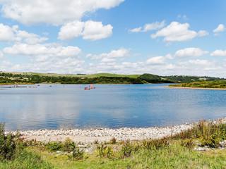 Across Carsington Water
