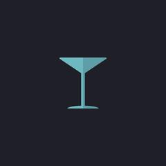 cocktail computer symbol