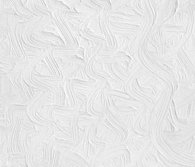 Concrete texture. White seamless background.