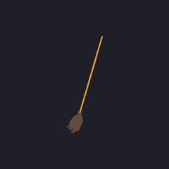 Broom computer symbol