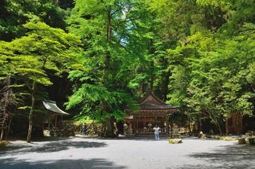京都 貴船神社 奥宮