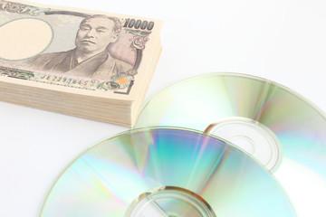 CDとお金