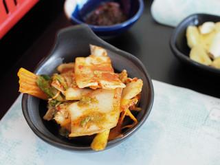 Kimchi, vegetable Korean food