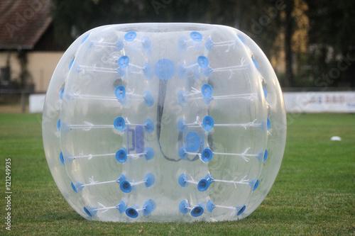 bubble soccer stockfotos und lizenzfreie bilder auf bild 121249935. Black Bedroom Furniture Sets. Home Design Ideas