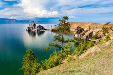Lake Baikal. Summer Day