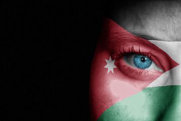Supporter of Jordan