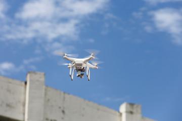 Quadrocopter drone
