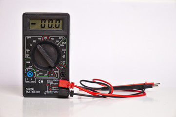 Digital Multimeter. Industrial equipments, tools and services