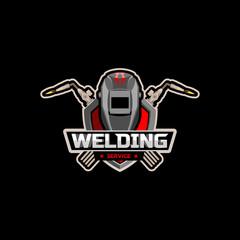 Welding services logo