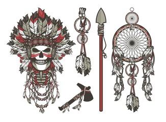 dead chief designer set