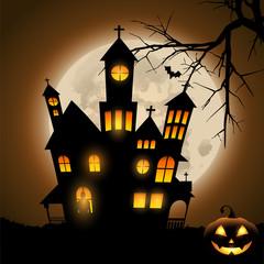 дом франкенштейна,хеллоуин международный праздник