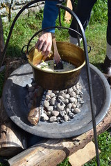 Cuisine de Viking
