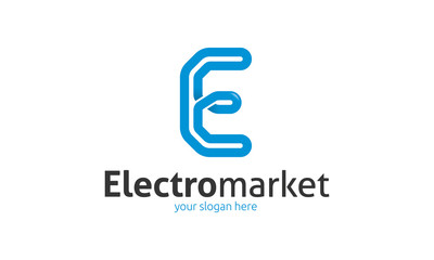 Electro Market Logo